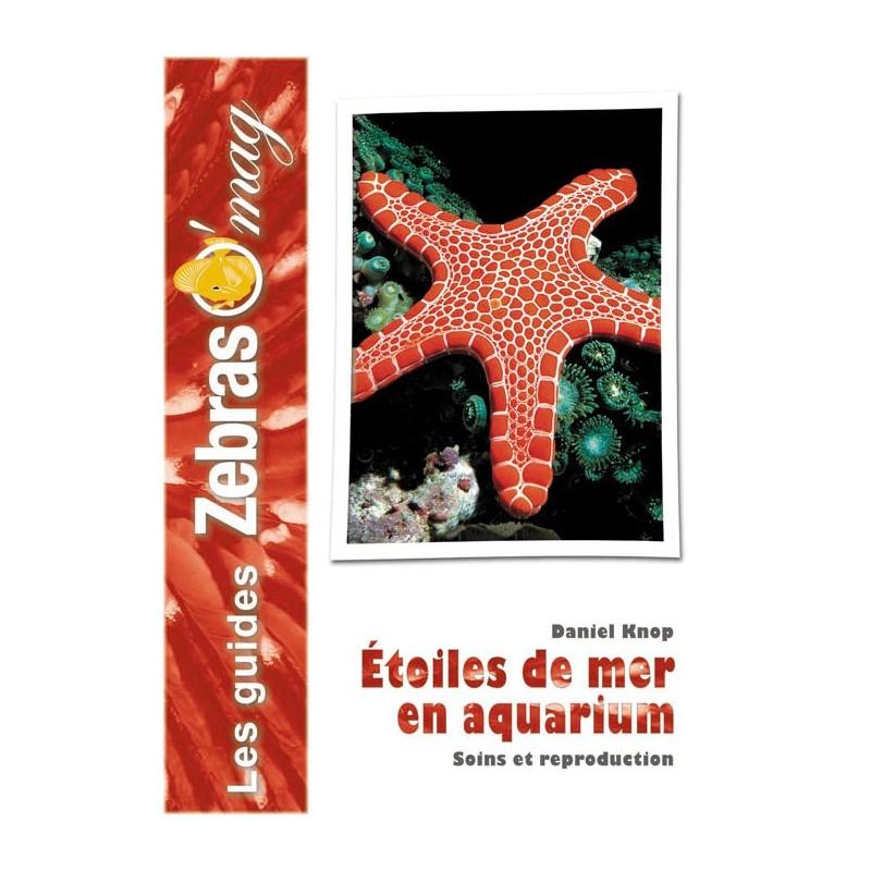 etoiles de mer en aquarium animalia editions