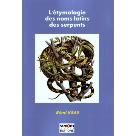 L'étymologie des noms latins des serpents