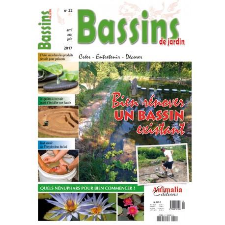 Bassins de jardin N°22