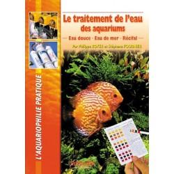 Le traitement de l'eau des aquariums - eau douce / eau de mer