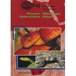 Terralog Venomous snakes of Africa