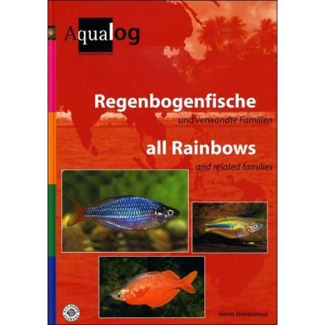 Aqualog All Rainbowfishes