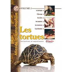Atlas de la terrariophilie - Volume 2 Les Tortues