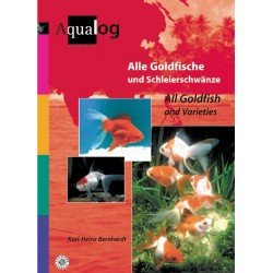 Aqualog All Goldfish and varieties