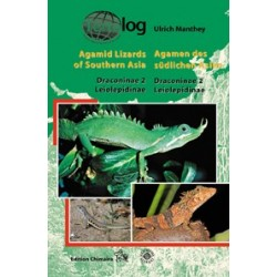 Terralog Agamid lizards of southern Asia - Draconinae 2 Leiolepidinae