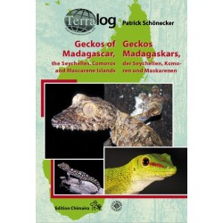 Terralog Geckos of Madagascar, the Seychelles, Comoros and Mascarene Islands