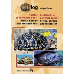 Terralog Turtles of the world Vol.1 Africa, Europ and Western Asia