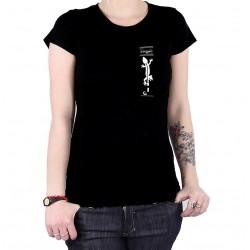 T-shirt Reptiles Femme
