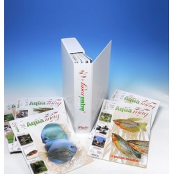 Reliure - magazine au choix. Aquamag/Zebrasomag/Reptilmag/Oiseaux Passion/Bassins de jardin