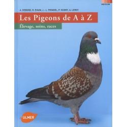 Les pigeons de A à Z
