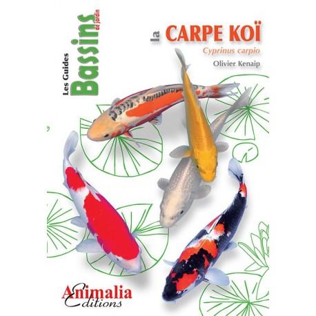 La carpe ko animalia editions for La carpe koi