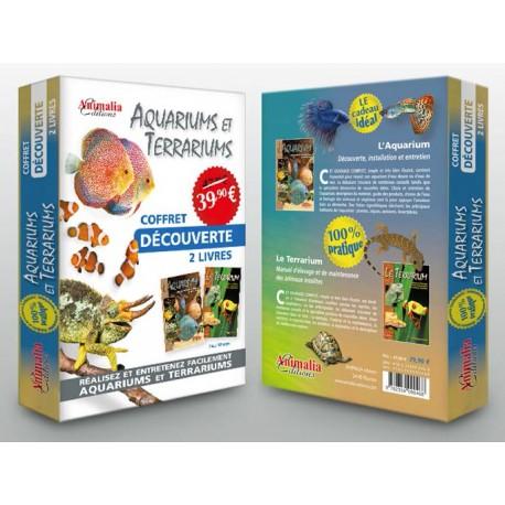 Coffret promotionnel l'Aquarium et Le terrarium