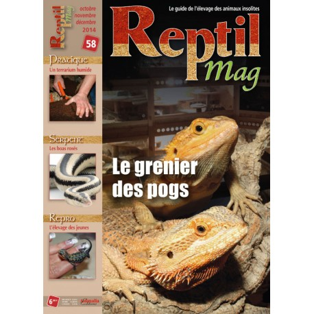 Reptilmag N°58