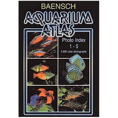 MERGUS - Atlas de l'aquarium - INDEX PHOTO 1-5