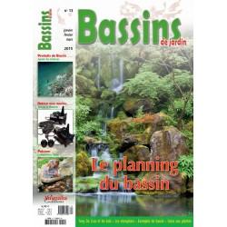 Bassins de jardin N°13