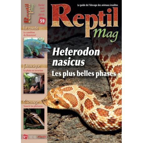 Reptilmag N°59