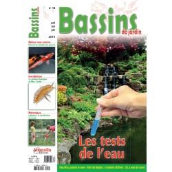 Bassins de jardin N°14 - Numérique
