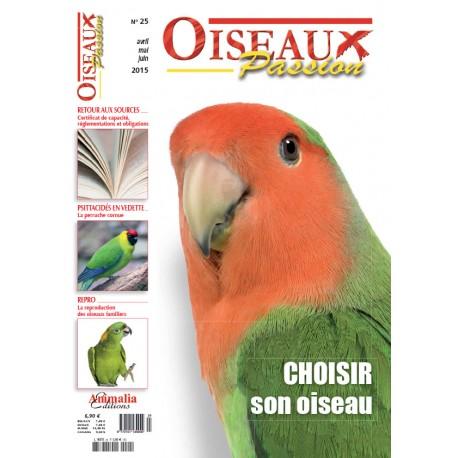 Oiseaux Passion N°25