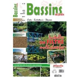 Bassins de jardin N°23