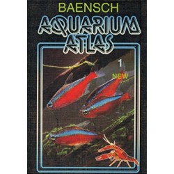 MERGUS - Aquarium Atlas - Volume 1 (English !)