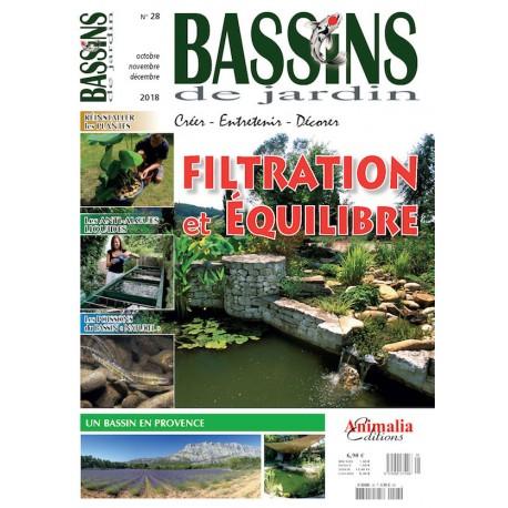 Bassins de jardin N°28
