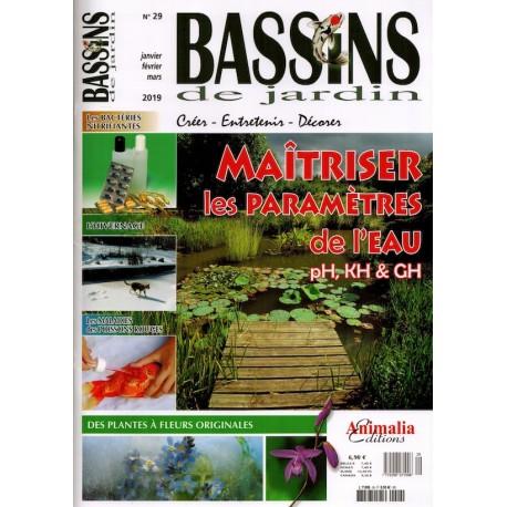 Bassins de jardin N°29