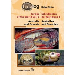 Terralog Turtles of the world Vol.5 Australia and Oceania