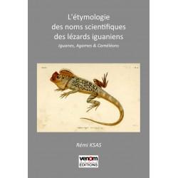 L'étymologie des noms latins des lézards iguaniens