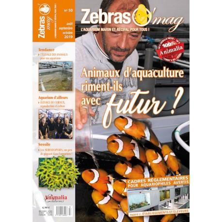 ZebrasO'mag N°50