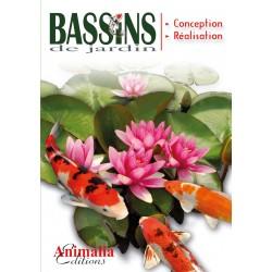 Bassins de jardin : conception, réalisation