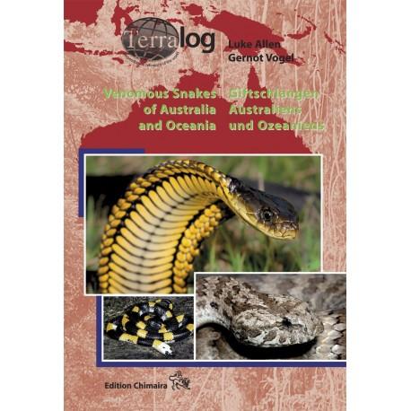 Terralog Venomous snakes of Australia end Oceania