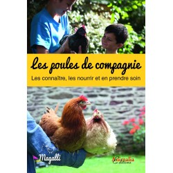 Les poules de compagnie
