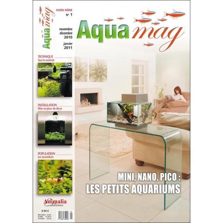 Hors-Série AQUAmag n°1 - Les nano-aquariums