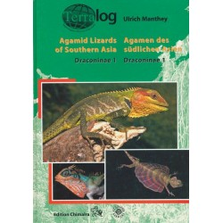 Terralog Agamid lizards of southern Asia - Draconinae 1