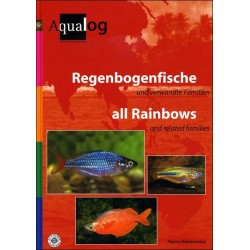 Aqualog All Rainbowfishes