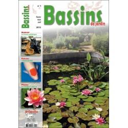 Bassins de jardin N°01