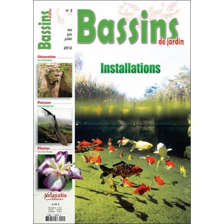Bassins de jardin N°02
