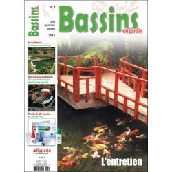 Bassins de jardin N°03 - Numérique