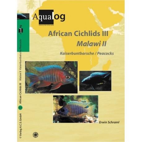 Aqualog African Cichlids III Malawi II