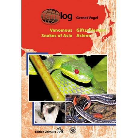 Terralog Venomous snakes of Asia