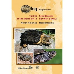 Terralog Turtles of the world Vol.2 North America