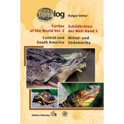 Terralog Turtles of the world Vol.3 Central and south America