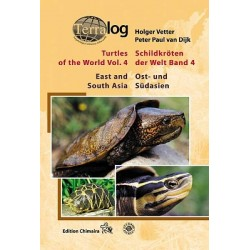 Terralog Turtles of the world Vol.4 East and South Asia
