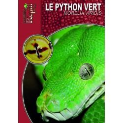 Le Python Vert - Morelia viridis