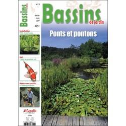 Bassins de jardin N°05 - Numérique