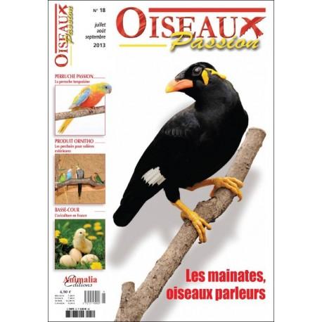 Oiseaux Passion N°18