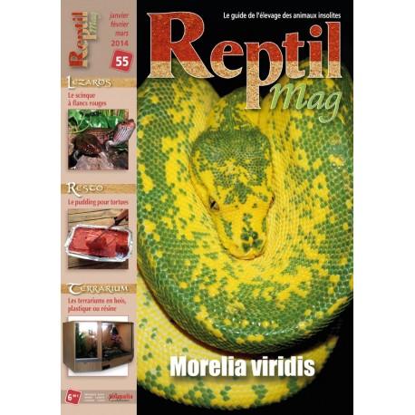 Reptilmag N°55