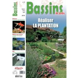 Bassins de jardin N°09 - Numérique