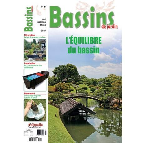 Bassins de jardin N°11